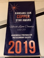 ​North Lyon County USD 251 Recognized in Kansas Can Star Recognition Program